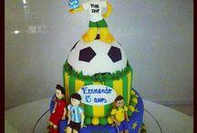 World Cup Cake