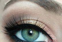 Oči / Líčení očí