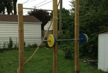Crossfit Muscle Up Bar