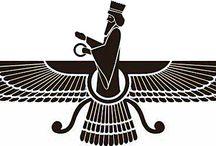 Zoroastrismo / Ahura Mazda & Faravahar