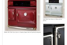 Antique Ovent & Ranges by Elmira Stove Works