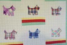 scottie dog quilts