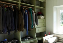 Utility room/boot room