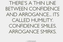 Wisdom & Humility