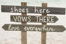 Wedding Stuff / Beach wedding May 2015!