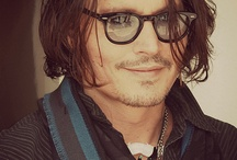 <3 Johnny Depp <3 / by Krista Mul