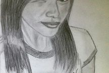 My Pencil Sketch / Mari Menggambar