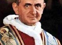 SUCESION DE PAPAS / Desde la inaguración del Museo, el 26 de Junio de 1967 hasta la actualidad, eston son los diferentes Papas que han ocupado su cargo en el Vaticano, y todos ellos han cedido algún Rosario al nuestro exclusivo Museo (UnicoEnElMundo)