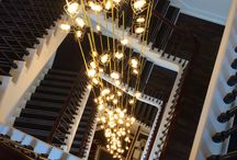 Old VIC Theatre, London. / Decorating & polishing by PA Schofield Ltd