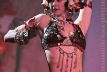 Tribal Bellydance Icons