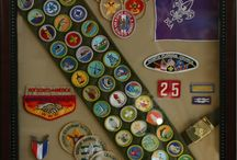 Scouts • Patch Display & Quilts / by ✿⊱ ℳy Ƭнƴmℇ ⊰✿