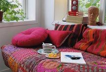 Sitting comfort - sofa and more
