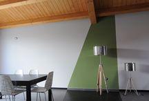 Colore / L'uso sapiente del colore negli interni