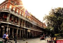 New Orleans / Visit, explore, experience the big easy.  / by The Basketry