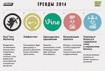 Интернет-маркетинг  / Сборник инфографики и полезных публикаций по интернет-маркетингу