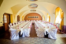 Decoration of our weddings / dekorace z našich svateb