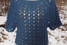 Crochet and Knit Tops / 0