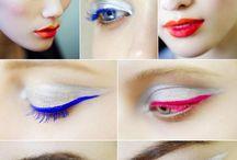 Makeup - Metallic / by Diana Ionescu