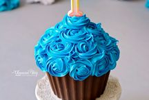 Smash Cake Inspiration