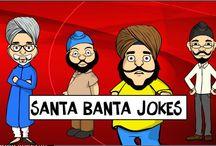 Santa Banta Jokes / Get latest & updated santa banta jokes at Indyaspeak. Explore our funny santa banta jokes for Daily fun and humour.