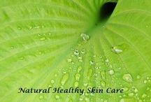 Skin Care / by Lorrin Barret