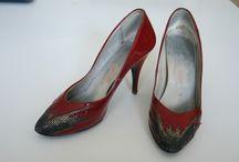Schuhsammlung High-Heels