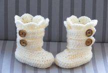 Crochet - footwear / by Rachel