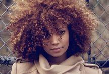 natural curls  / by Jordan Tolbert