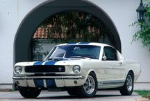 Mustang  65 - 66  -  67