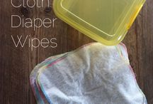 Cloth diapers / by Kimberly Bell