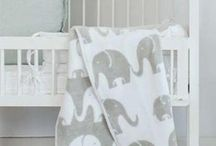 Moon Rabbit {Blankets}