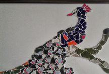 Porcelain Mosaic / Okan OVACIK MO/Santimetre Ayvalık-Turkey