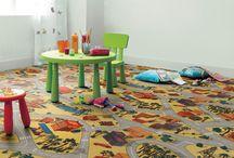 pavimento per l'infanzia -camerette ludoteche asili / Design concepiti per i bambini, pavimenti adatti per ogni fase della loro crescita      Pavimenti per bambini     Molto resistenti     Facilità di manutenzione     Extreme protection     3.0mm di spessore     0.25mm di strato di usura