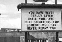words of wisdom / by Jess Poettker