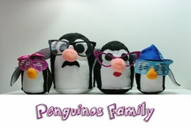 Penguin dolls