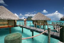 Honeymoon Destinations / Amazing honey destinations and romantic places to propose / by agent diamond