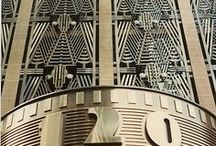 Art deco, Architecture