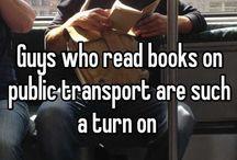 Book person.