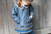 Girls clothes / by Sharon Fortner