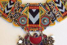 Ethnic jewelry / jewelry, middle eastern jewelry, uzbek jewelry, central asian jewelry, marrocan jewelry, turkmen jewelry