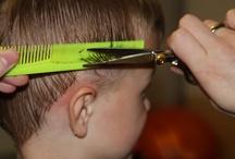 erkek çocuk saç kesim