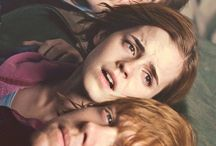 H. R. H. / Hermione. Ron. Harry.