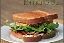 Sandwiches  / by Debra Langford