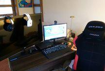 Domowe Centrum Dowodzenia - Razer & Komputronik konkurs / Zdjęcia nadesłane na konkurs Razer i Komputronik - Domowe Centrum Dowodzenia.