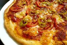 πιτσα νηστισιμη