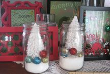 Holiday crafts / by Brenda Forbes
