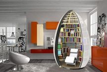 Home Libraries I Want!