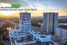 Luftaufnahmen Axis Frankfurt
