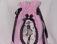 sac de lingerie