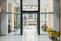 Athens Cypria Hotel, Greece / The Athens Cypria Hotel is a friendly, quiet and cozy 4 Star property. Ideally situated in the heart of Athens.